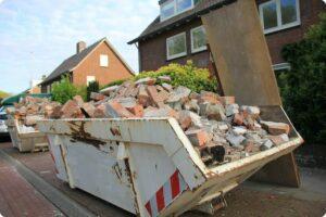 location container chantier societe de demolition bruxelles